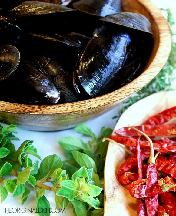 ... miso broth steamy kitchen recipes spicy steamed mussels in miso broth