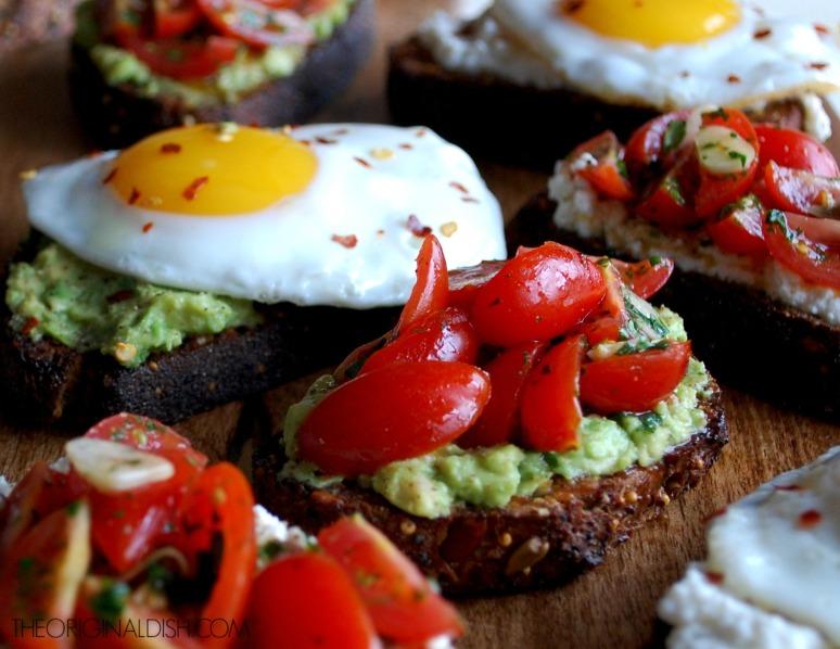 Egg Toasts 4